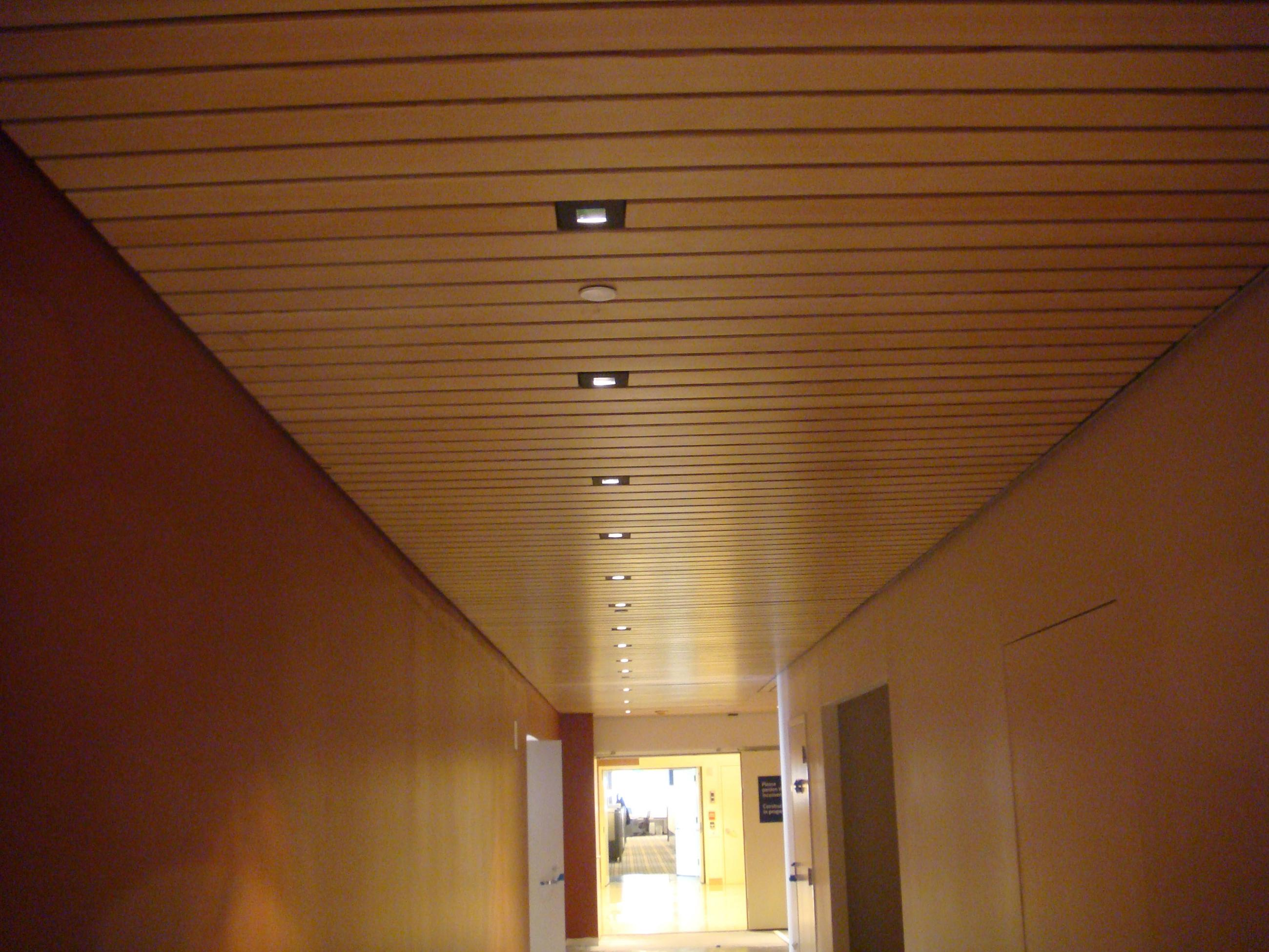 climateworks - Armstrong Wood Ceiling